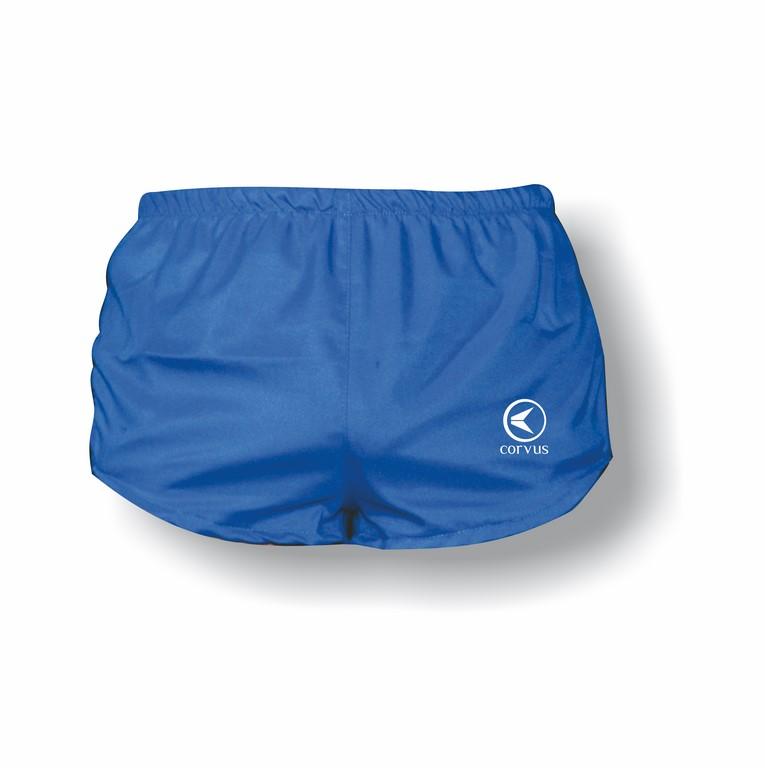 Short atletismo y running corvus shortrun azul francia